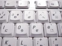 BUFFALOのキーボード