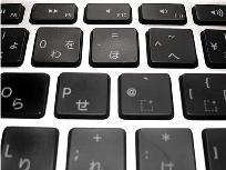 MacBookのキーボード